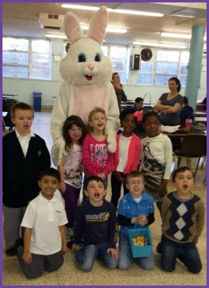 Easter Bunny for hire in Staten Island, NY
